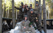 John Terry Paintballing