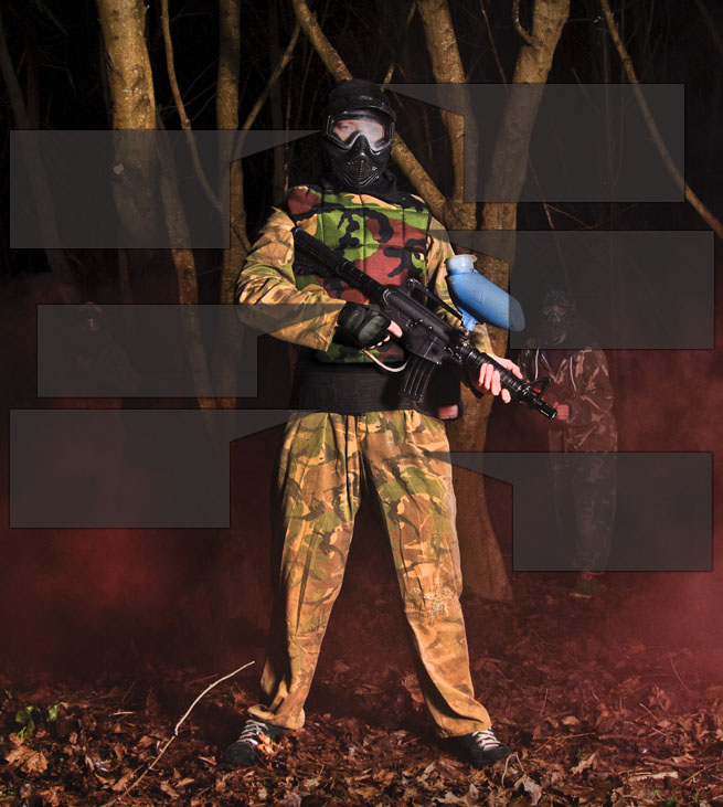 The Best Paintball Equipment at Skirmish