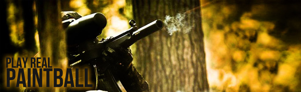 The Ultimate Paintball, Airsoft and Laser Tag experience