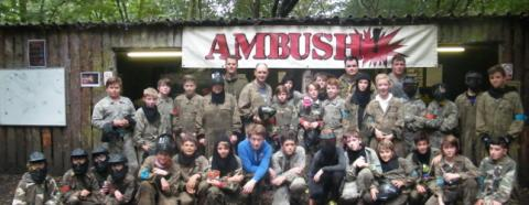 Young Guns Low Impact Paintball