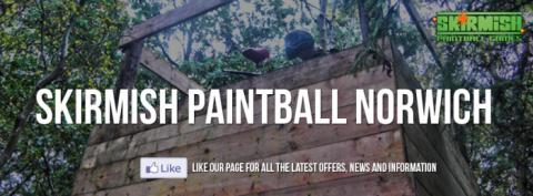 Paintballing Norfolk, Necton Paintballing