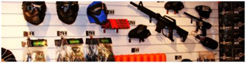 buy paintball guns nottingham