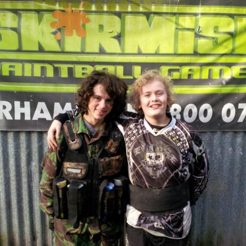 Kids Paintball Parties Now Available, 8 Years Old and Above.
