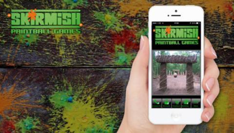 new skirmish mobile app
