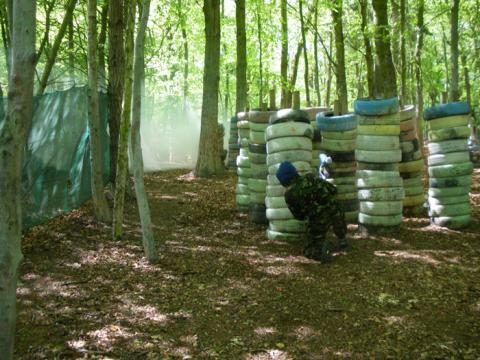 Paintball Norfolk Paintballing Arenas