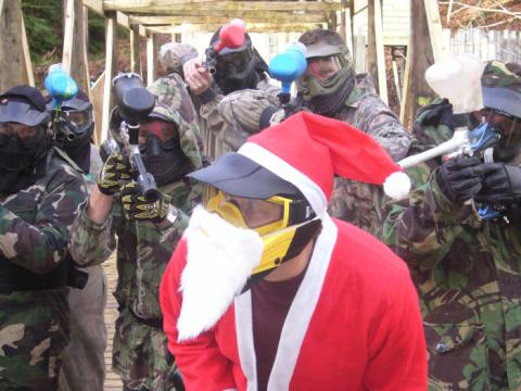 Skirmish Paintball Norwich