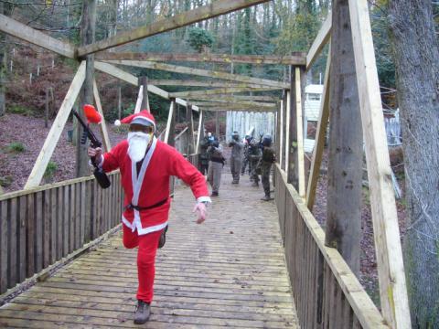 Skirmish Christmas Party