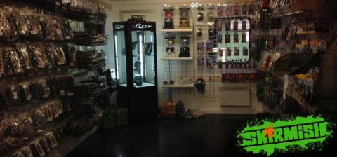 Paintball Shop Exeter