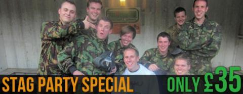 Stag Party Special at Norfolk & Norwich Venues