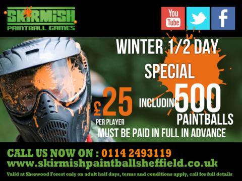Sheffield Skirmish Christmas