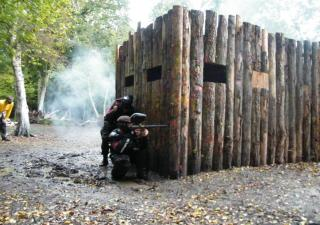 paintball day out southampton