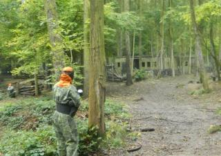 Paintballing High Wycombe