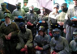 Redditch Paintballing
