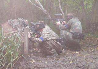 Paintball Southampton