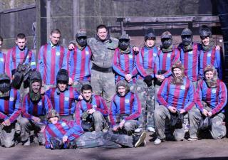 team paintball