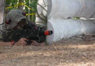 Laser Gun Brighouse