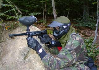 paintballing devon