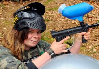 paintball devon