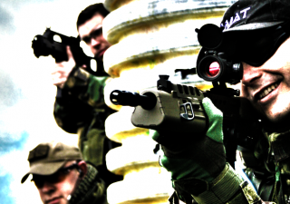 airsoft in nottingham