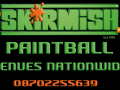 Skirmish Paintball Games