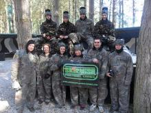nottingham paintball game